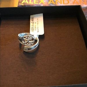 Alex and Ani Jewelry - Alex and Ani Path of Life Ring